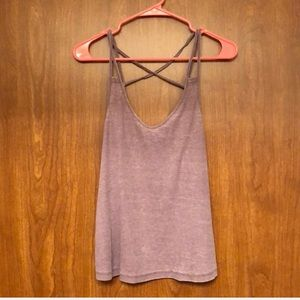NWT Express size small strappy tank top